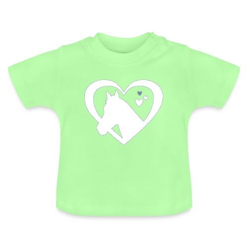 horse heart - Baby T-shirt