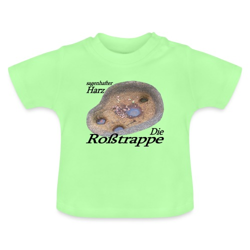 rosstrappe 1 - Baby T-Shirt