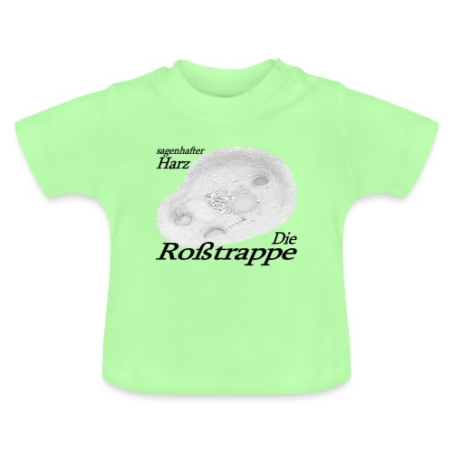 rosstrappe 2 - Baby T-Shirt