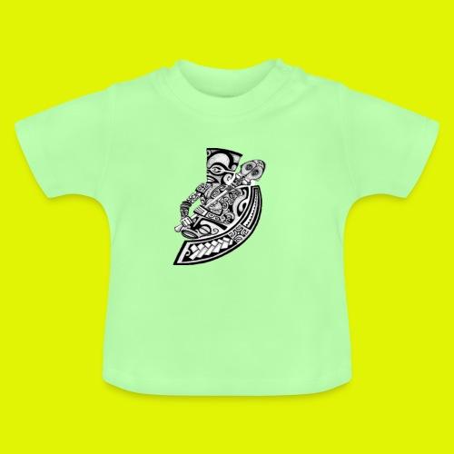 new brand warrior - Maglietta per neonato