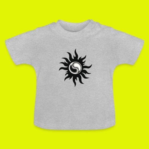 The jin yang - Maglietta per neonato