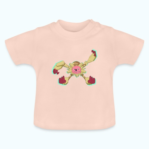 SPIDER MONSTER real drawing - Baby T-Shirt