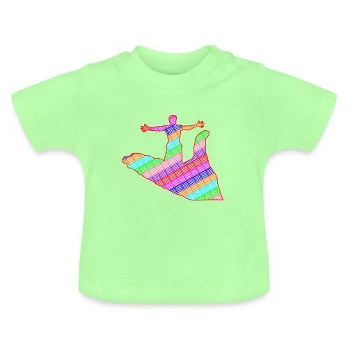 main - T-shirt Bébé