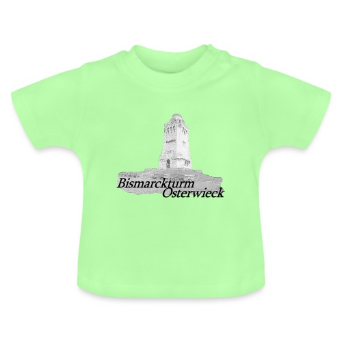 bismarckturm osterwieck 2 - Baby T-Shirt