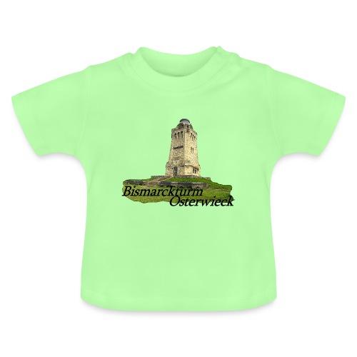 Bismarckturm bei Osterwieck - Baby T-Shirt