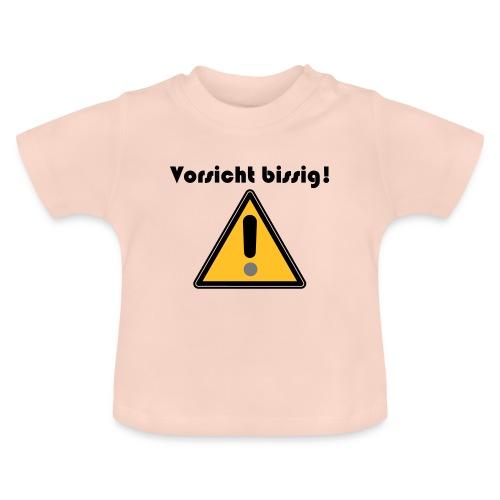 Vorsicht bissig - Baby T-Shirt