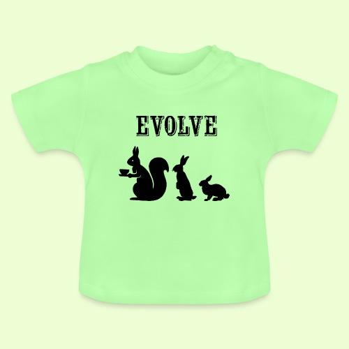 EvolveBunny - Baby T-shirt