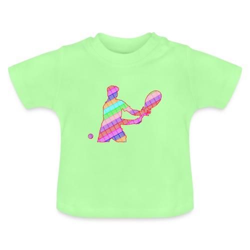 Tennis - T-shirt Bébé