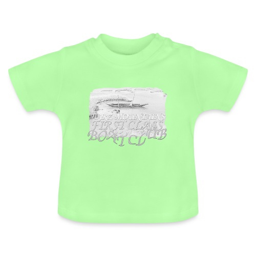 boat club 2 - Baby T-Shirt