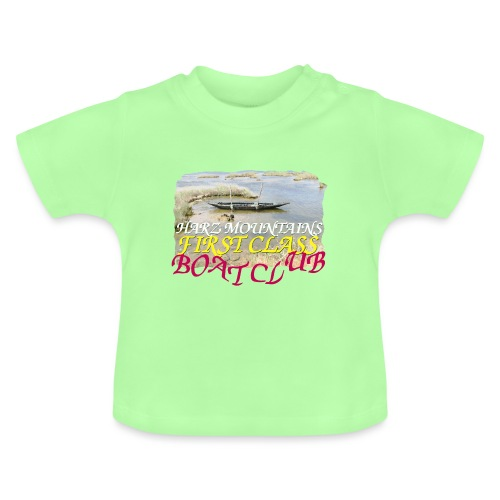 boat club 3 - Baby T-Shirt