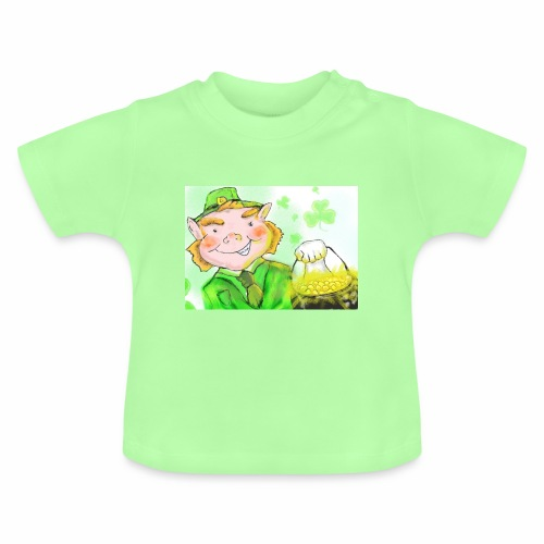 lenny the leprechaun - Baby T-Shirt