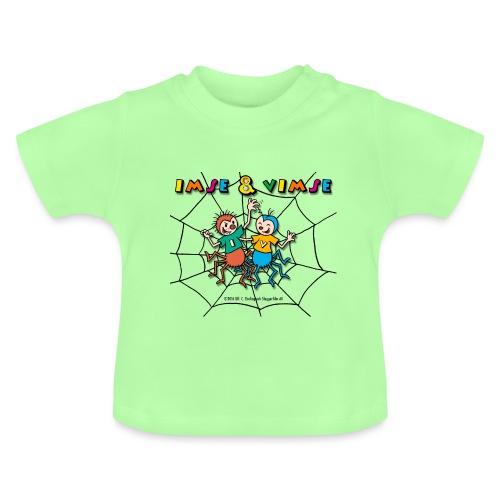 Imse & Vimse i nätet - Baby-T-shirt