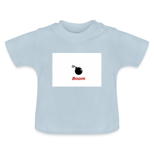 Bomba - Koszulka niemowlęca