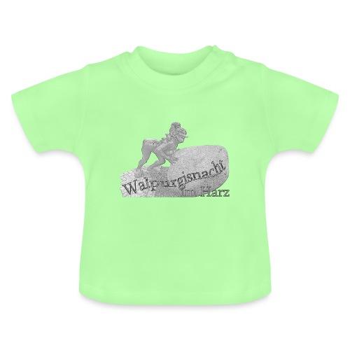 walpurgisnacht harz hexe 2 - Baby T-Shirt