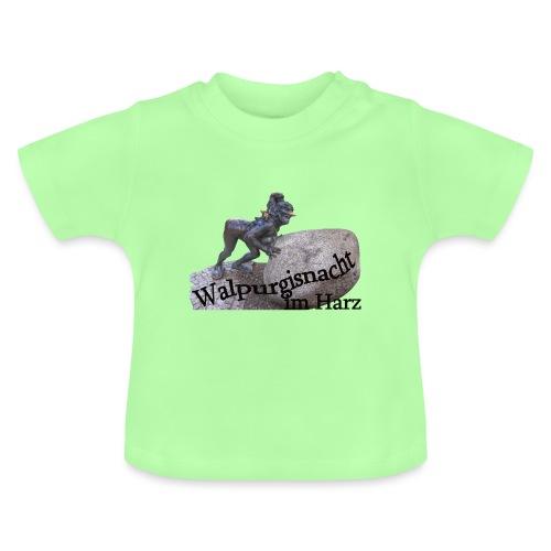 walpurgisnacht harz hexe 3 - Baby T-Shirt