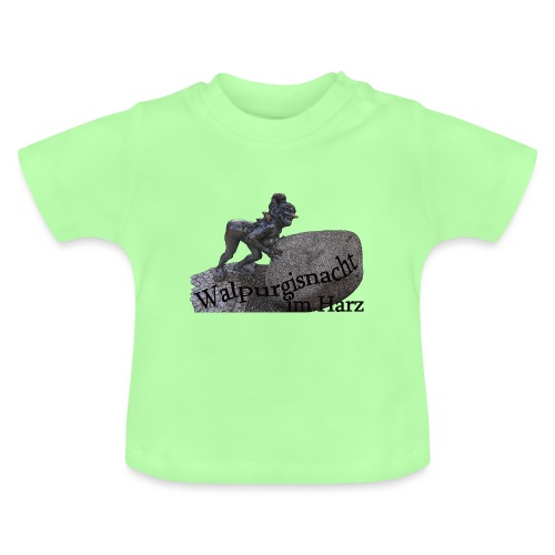 walpurgisnacht harz hexe 1 - Baby T-Shirt