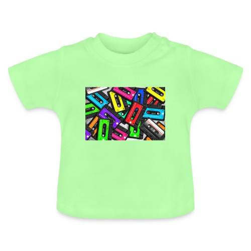 90's style - Baby-T-shirt