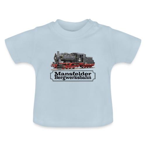 mansfelder bergwerksbahn dampflok 3 - Baby T-Shirt
