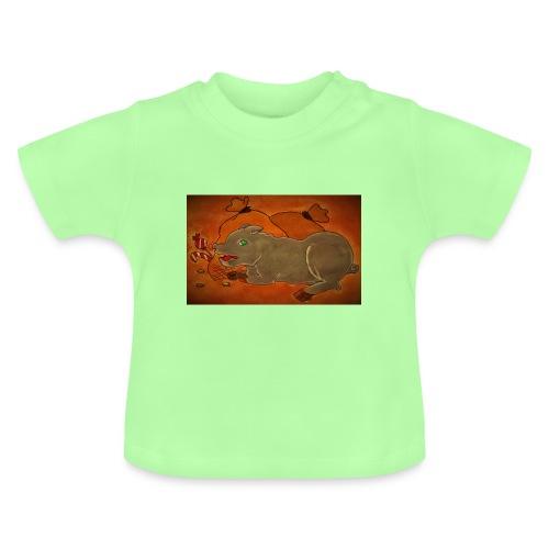 Ahneus - Vauvan t-paita