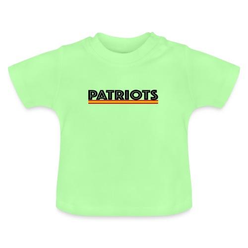 patriots españa - Camiseta bebé