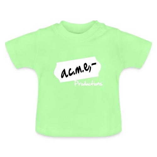 acmeproductionswhite - Baby T-Shirt