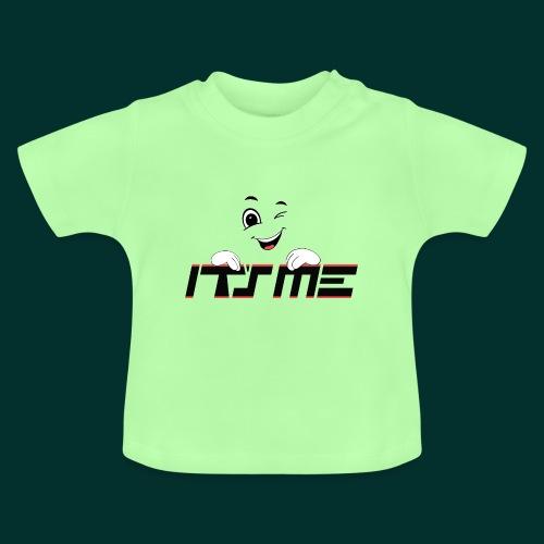 Faccia che ride - Maglietta per neonato