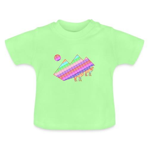 Pyramide - T-shirt Bébé