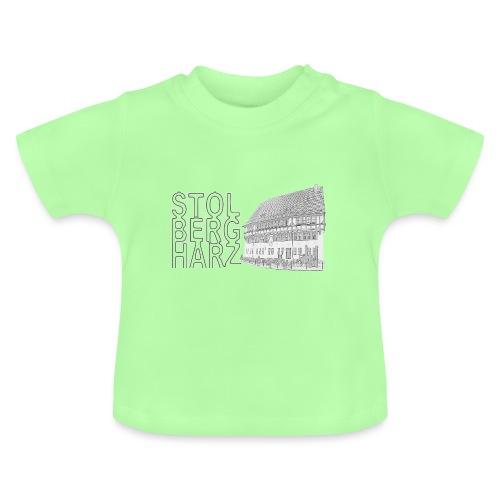 stolberg harz rathaus 2 - Baby T-Shirt