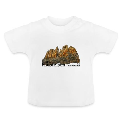 klusfelsen bei halberstadt 1 - Baby T-Shirt