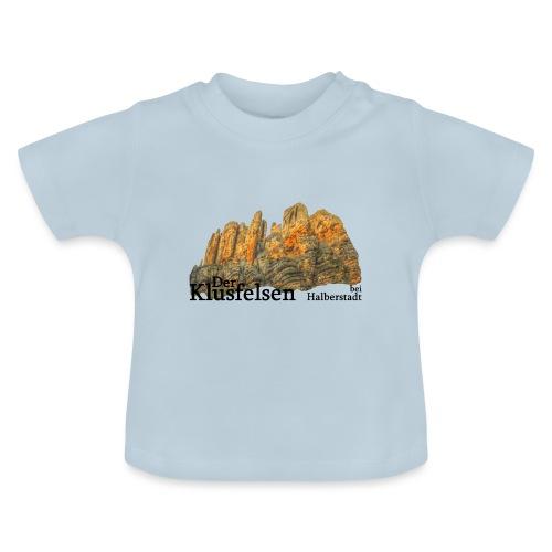 klusfelsen bei halberstadt 3 - Baby T-Shirt