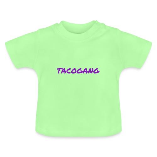 TACOGANG - Baby-T-skjorte