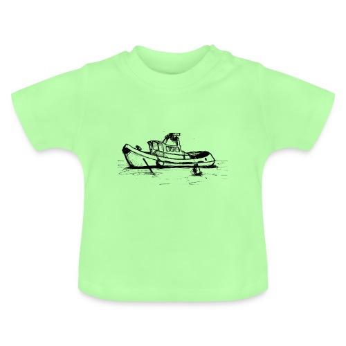 Uk Thames Boat - Baby T-Shirt