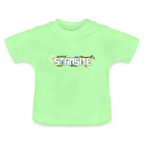 STAMSITE Logo - Baby-T-shirt
