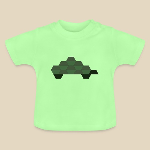 Turtle - T-shirt Bébé