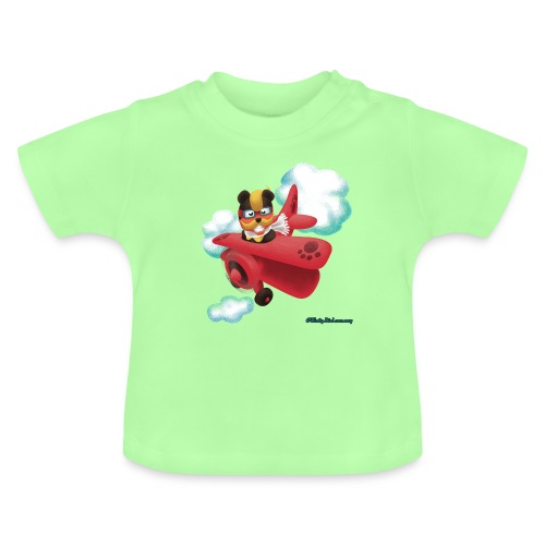 Bearplane - Baby T-Shirt