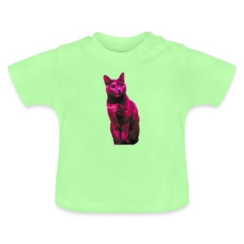 Gatto - Maglietta per neonato