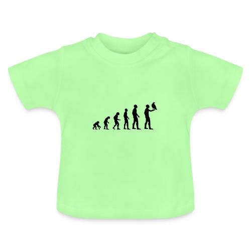 Evolution Falkner - Baby T-Shirt