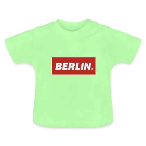 Berlín - Camiseta bebé