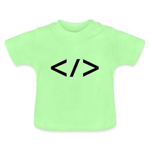 Webdev - Baby T-Shirt