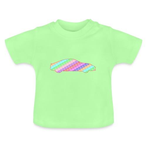voiture - T-shirt Bébé