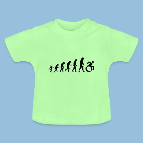 EvolutionWheelchair - Baby T-shirt