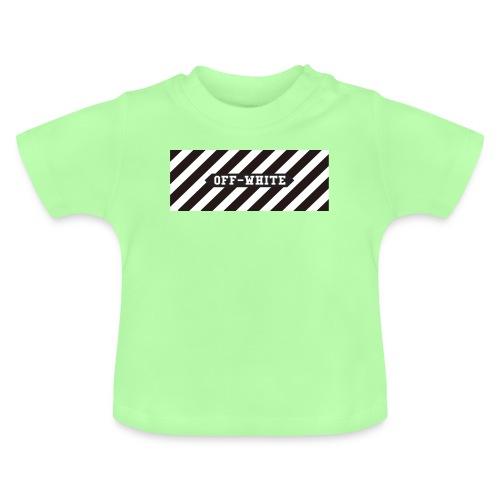 offwhite merch - Vauvan t-paita