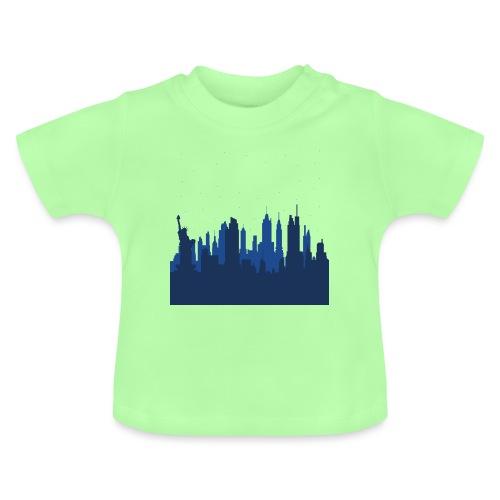 Manhattan Skyline - T-shirt Bébé