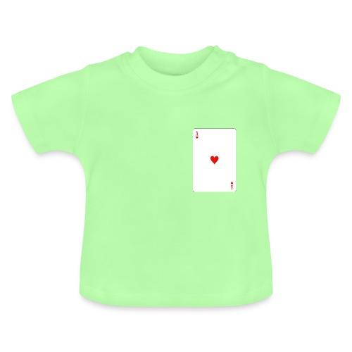 Asso di Cuori - Maglietta per neonato