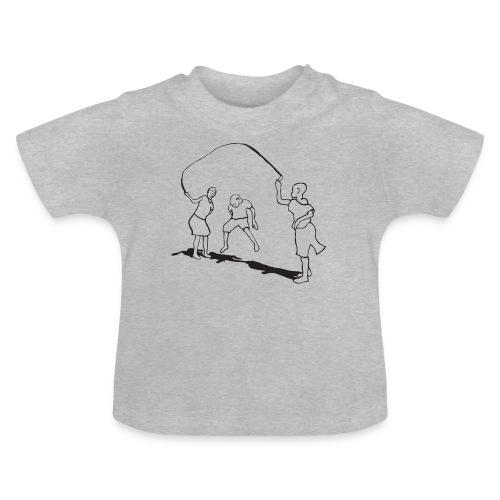 skipping - Baby T-Shirt