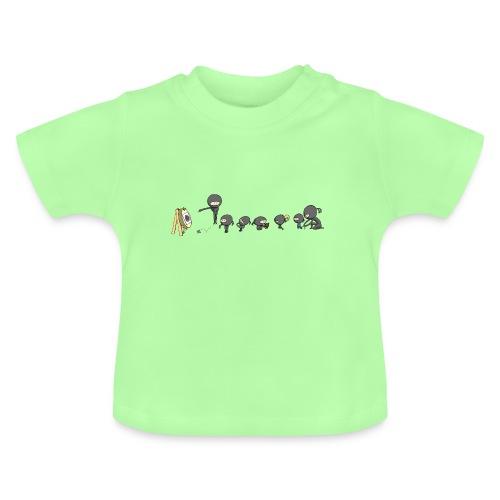 ninja school - Baby T-Shirt