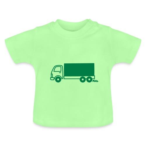LKW lang - Baby T-Shirt