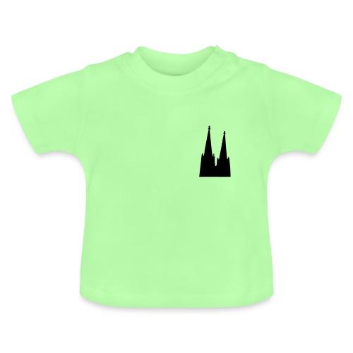 Der Kölner Dom zu Köln - Baby T-Shirt