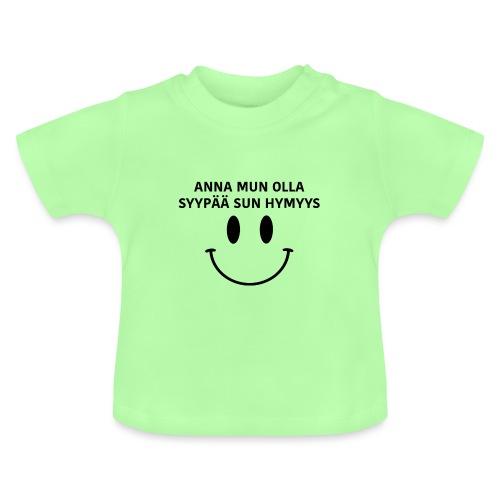 HYMY - Vauvan t-paita