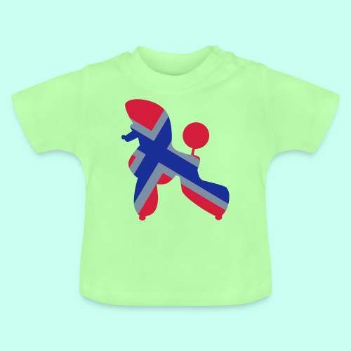 Pudel Poodle - Baby T-Shirt